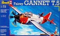 Противолодочный самолет Fairey Gannet T.5