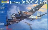 Ночной истребитель Junkers Ju88 C-6 Z/N