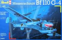 Ночной истребитель Bf 110 G-4