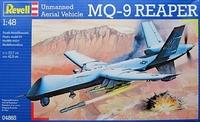 Беспилотный летательный аппарат MQ-9 Reaper Predator