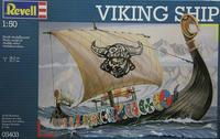 Корабль викингов (Драккар)