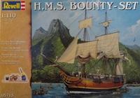 """Подарочный набор с парусником """"H.M.S. Bounty"""""""
