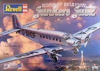 Подарочный набор с самолетом Junkers Ju 52