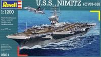 Авианосец U.S.S. Nimitz (CVN-68)