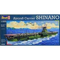 Авианосец Shinano
