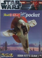 Звездные войны. Космический корабль Boba Fett's Slave I