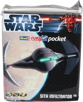 Звездные войны. Космический корабль Sith Infiltrator