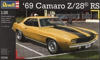 Автомобиль Camaro Z-28 SS