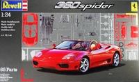 Автомобиль Ferrari 360 Spider