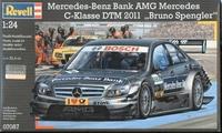 Автомобиль Mercedes-Benz Bank AMG Mercedes C-Class DTM 2011 B. Spengler