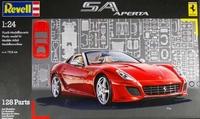 Автомобиль Ferrari SA Aperta