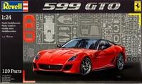 Автомобиль Ferrari 599 GTO