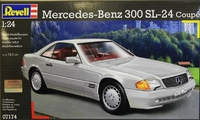 Автомобиль Mercedes Benz 300 SL-24 Coupe