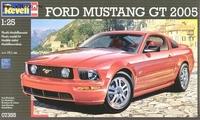 Автомобиль Ford Mustang GT 2005