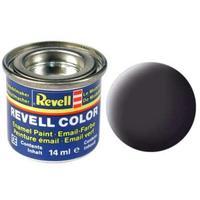 Краска Revell эмалевая, № 06 (черная как смола матовая)