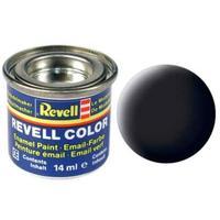 Краска Revell эмалевая, № 08 (черная матовая)
