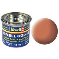 Краска Revell эмалевая, № 25 (светящаяся оранжевая матовая)