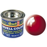Краска Revell эмалевая, № 31 (огненно-красная глянцевая)