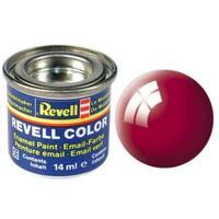 Краска Revell эмалевая, № 34 (красная глянцевая)
