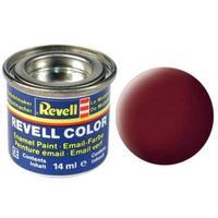 Краска Revell эмалевая, № 37 (кирпичного цвета матовая)