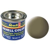 Краска Revell эмалевая, № 39 (темно-зеленая матовая)