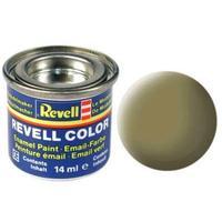Краска Revell эмалевая, № 42 (желто-оливковая матовая)
