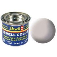 Краска Revell эмалевая, № 43 (серая матовая)