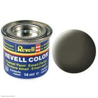 Краска Revell эмалевая, № 46 (оливковая под НАТО матовая)