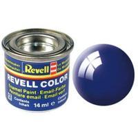 Краска Revell эмалевая, № 51 (ультрамариновая глянцевая)