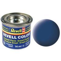 Краска Revell эмалевая, № 56 (синяя матовая)