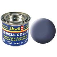 Краска Revell эмалевая, № 57 (серая матовая)