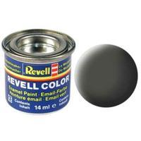 Краска Revell эмалевая, № 65 (бронзово-зеленая матовая)