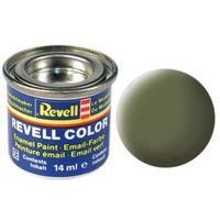 Краска Revell эмалевая, № 68 (темно-зеленая матовая)