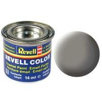 Краска Revell эмалевая, № 75 (темно-серая матовая)