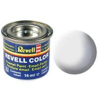 Краска Revell эмалевая, № 76 (светло-серая матовая)