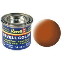Краска Revell эмалевая, № 85 (коричневая матовая)