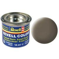 Краска Revell эмалевая, № 86 (хаки-коричневая матовая)