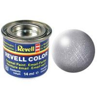 Краска Revell эмалевая, № 91 (цвета железа, металлик)