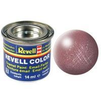 Краска Revell эмалевая, № 93 (цвет меди, металлик)