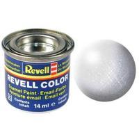 Краска Revell эмалевая, № 99 (цвет алюминия, металлик)