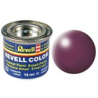 Краска Revell эмалевая, № 331 (пурпурная шелковисто-матовая)