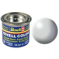 Краска Revell эмалевая, № 371 (светло-серая шелковисто-матовая)