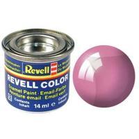 Краска Revell эмалевая, № 731 (красная прозрачная)