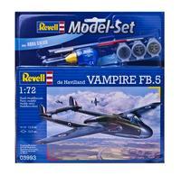 Самолет De Havilland Vampire