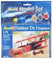 "Истребитель ""Fokker DR.1 Triplane"""
