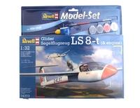 Подарочный набор с самолетом Glider LS-8t