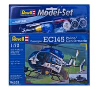Подарочный набор с моделью вертолета EC145 Polizei/Gendarmarie