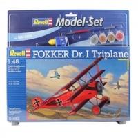 Подарочный набор с самолетом Fokker DR.I