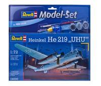 Ночной истребитель Heinkel He 219 'UHU'