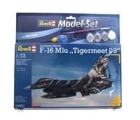 """Подарочный набор с самолетом F-16 Mlu """"Tigermeet 09"""""""
